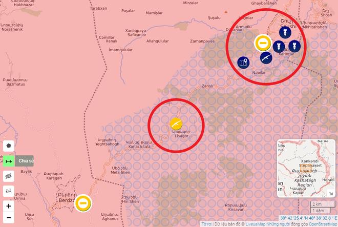 Azerbaijan tấn công tới tấp, Armenia để lộ điểm yếu chí tử: Chiến sự ngày càng nóng - Ảnh 1.