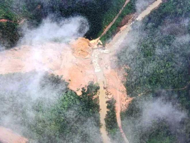 Dừng xây dựng tại công trình Thủy điện Rào Trăng 3 - Ảnh 2.
