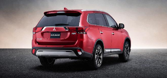 Mitsubishi tung ưu đãi chưa từng có cho Outlander, quyết đấu Honda CR-V - Ảnh 3.