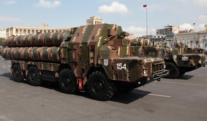 Chiến sự Azerbaijan-Armenia: Rất đáng tiếc, tên lửa S-300 triển khai cẩu thả, hậu quả lớn? - Ảnh 5.