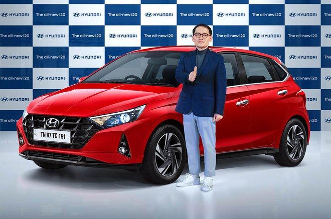 Cận cảnh những hình ảnh đầu tiên của Hyundai i20 giá từ 211 triệu đồng - Ảnh 1.