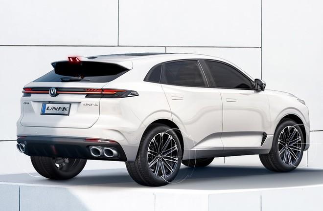 Soi mẫu ô tô Trung Quốc vay mượn thiết kế từ châu Âu, giá 600 triệu chào khách - Ảnh 5.