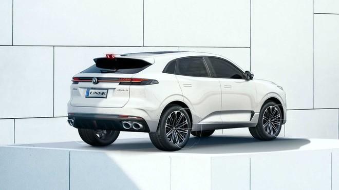 Soi mẫu ô tô Trung Quốc vay mượn thiết kế từ châu Âu, giá 600 triệu chào khách - Ảnh 8.