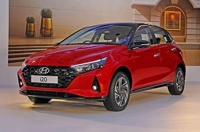Cận cảnh những hình ảnh đầu tiên của Hyundai i20 giá từ 211 triệu đồng - Ảnh 16.