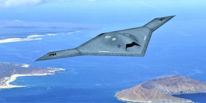 RQ-180 -  Máy bay trinh sát tầm cao tàng hình không người lái tuyệt mật của Mỹ - Ảnh 2.