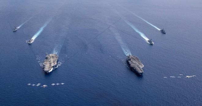 Tướng Trung Quốc cảnh báo: Chớ ngộ nhận về sự cách biệt trong sức mạnh giữa Trung Quốc và Mỹ - Ảnh 5.