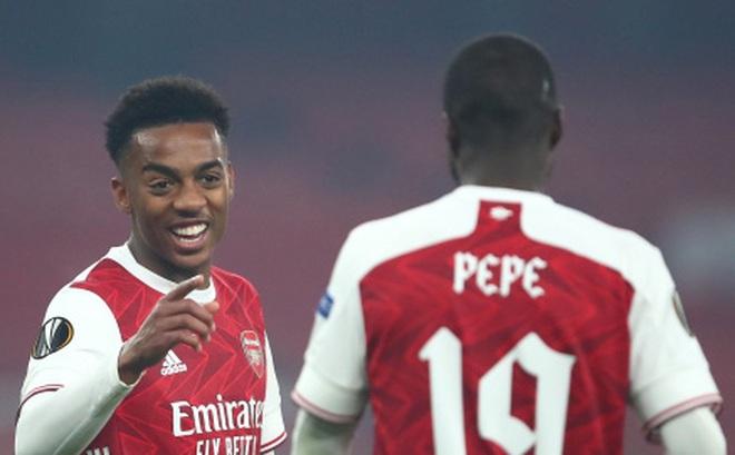 AC Milan thua sốc Lille, Arsenal và Tottenham thắng đậm ở Europa League
