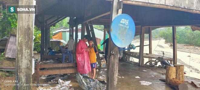 Thêm vụ sạt lở ở Trà Leng, một ngôi làng bị xoá sổ - Ảnh 10.