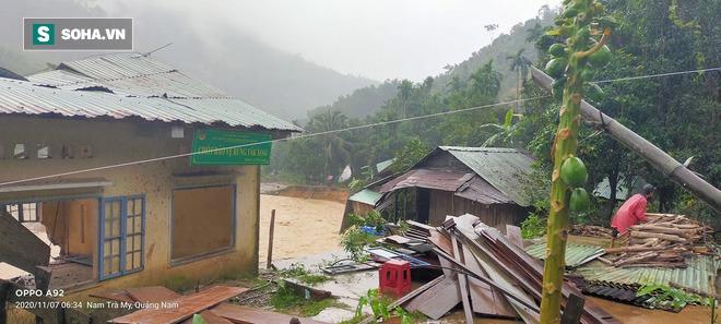 Thêm vụ sạt lở ở Trà Leng, một ngôi làng bị xoá sổ - Ảnh 6.