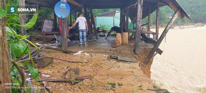 Thêm vụ sạt lở ở Trà Leng, một ngôi làng bị xoá sổ - Ảnh 11.