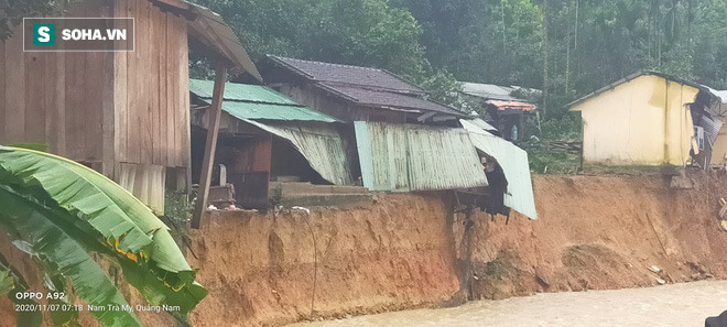 Thêm vụ sạt lở ở Trà Leng, một ngôi làng bị xoá sổ - Ảnh 3.