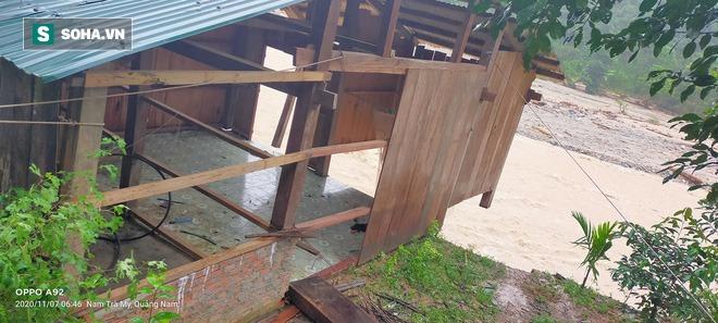 Thêm vụ sạt lở ở Trà Leng, một ngôi làng bị xoá sổ - Ảnh 2.