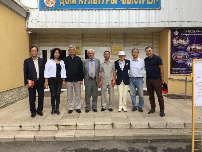 Các sĩ quan xe tăng Việt Nam về nước Nga: Chuyến đi hoài niệm đầy may mắn bất ngờ - Ảnh 6.
