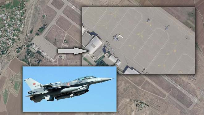 Nga đưa Krasukha-4 đến Armenia để 'tóm' F-16 Thổ Nhĩ Kỳ - Ảnh 2.