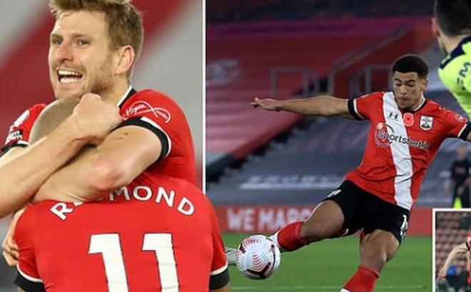 Dẫn đầu Premier League, Southampton lập kỳ tích 32 năm