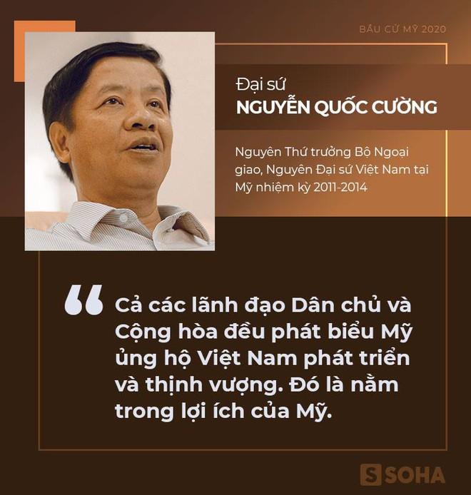 [Bàn tròn chuyên gia] Đại sứ Nguyễn Quốc Cường: Cả các lãnh đạo Dân chủ và Cộng hòa đều ủng hộ Việt Nam phát triển và thịnh vượng - Ảnh 2.