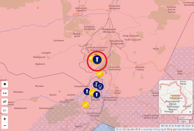 Chiến sự Azerbaijan-Armenia: Shusha biến thành tử địa, thương vong vô số - Dám thách thức Nga, quân khủng bố trả giá đắt - Ảnh 1.