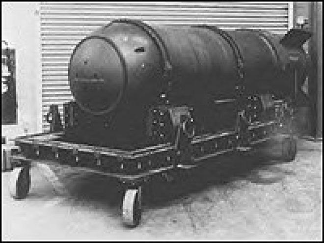 """Những trường hợp hy hữu """"đánh mất"""" vũ khí nguyên tử Mỹ và Liên Xô - Ảnh 2."""