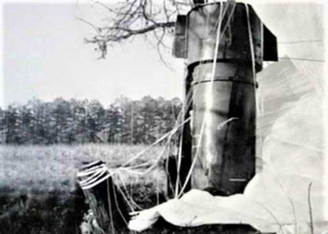 """Những trường hợp hy hữu """"đánh mất"""" vũ khí nguyên tử Mỹ và Liên Xô - Ảnh 3."""