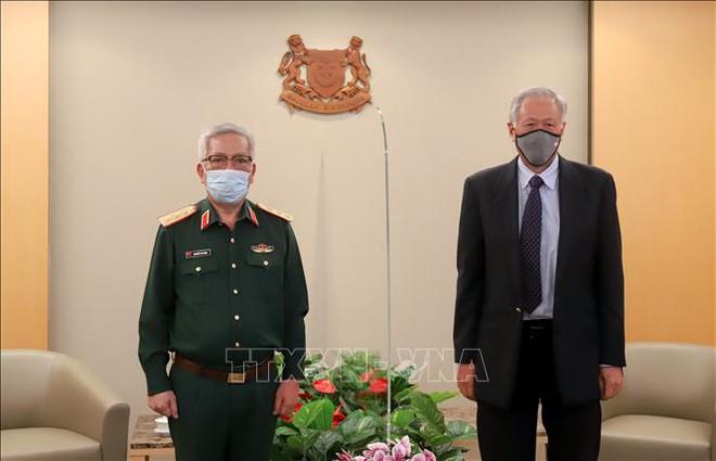 Đối thoại Chính sách Quốc phòng Việt Nam - Singapore lần thứ 11 - Ảnh 1.