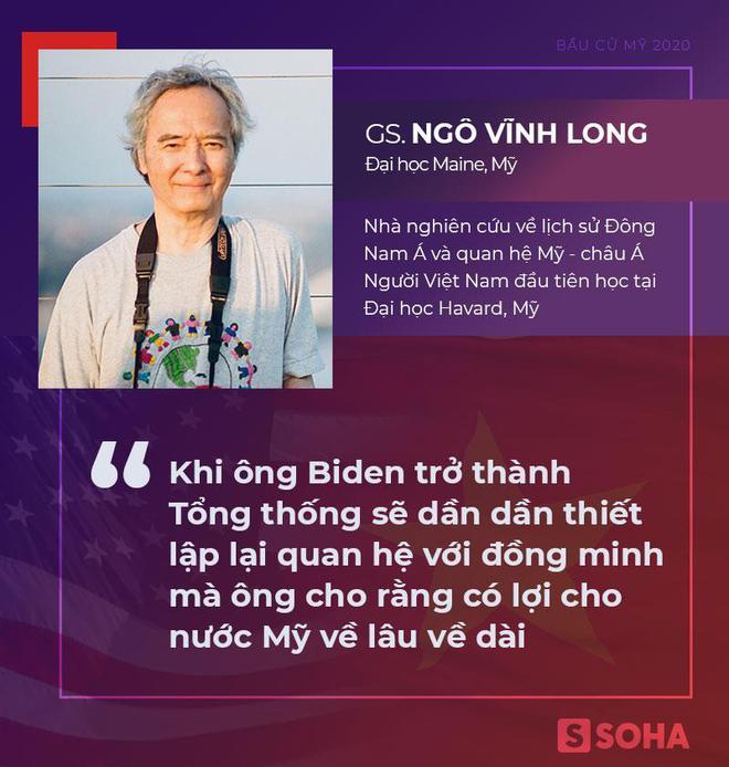 [Bàn tròn chuyên gia] Ông Biden với Trung Quốc: Ăn nói mềm dẻo nhưng mang theo cây gậy lớn - Ảnh 2.