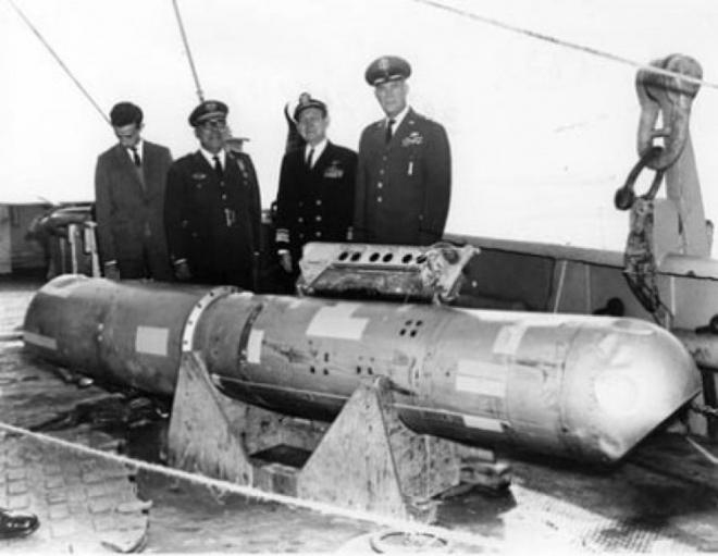 """Những trường hợp hy hữu """"đánh mất"""" vũ khí nguyên tử Mỹ và Liên Xô - Ảnh 4."""