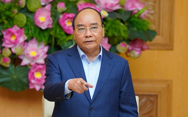 Thủ tướng: Mặc dù đứng thứ 4 ASEAN, nguy cơ tụt hậu kinh tế vẫn hiện hữu! - Ảnh 1.