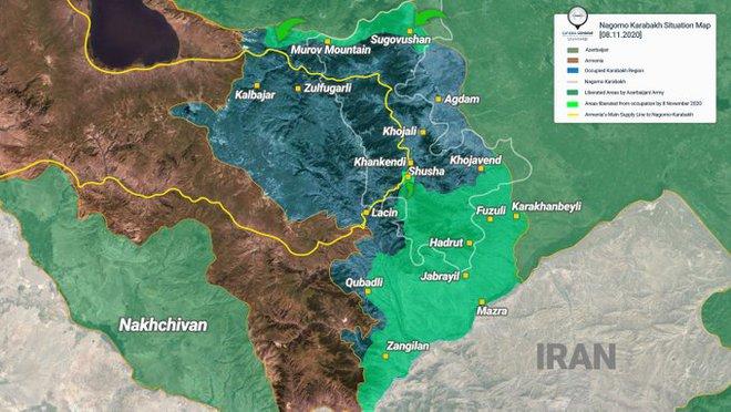 BQP Armenia: Vẫn có thể lật ngược tình thế với vũ khí bí mật, Azerbaijan đừng vội mừng - Ảnh 1.