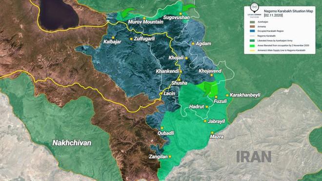 Người khai sinh Quân đội Armenia: Vẫn còn cơ hội bao vây và tiêu diệt địch ở Karabakh? - Ảnh 3.