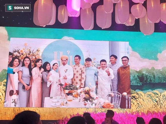 Con trai bầu Thắng kết hôn cùng con gái chúa đảo Tuần Châu - Ảnh 2.