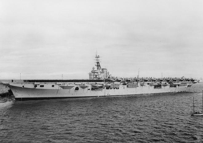 Con tàu bị nguyền rủa mang cho Trung Quốc bí kíp vô giá về tàu sân bay: Số phận trớ trêu - Ảnh 1.