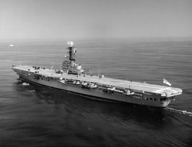 Con tàu bị nguyền rủa mang cho Trung Quốc bí kíp vô giá về tàu sân bay: Số phận trớ trêu - Ảnh 2.