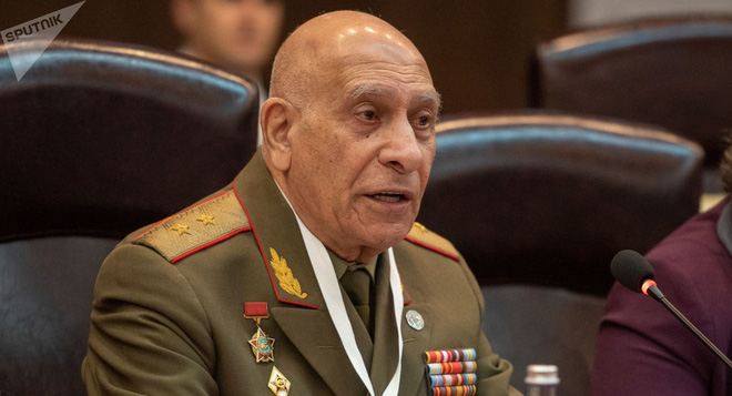 Người khai sinh Quân đội Armenia: Vẫn còn cơ hội bao vây và tiêu diệt địch ở Karabakh? - Ảnh 1.