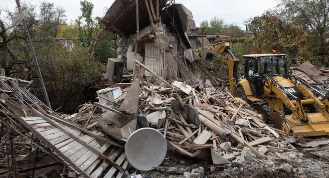 Chiến sự Karabakh: QĐ Armenia tử thủ ở Shusha - Đặc nhiệm Azerbaijan thương vong kinh hoàng? - Ảnh 1.