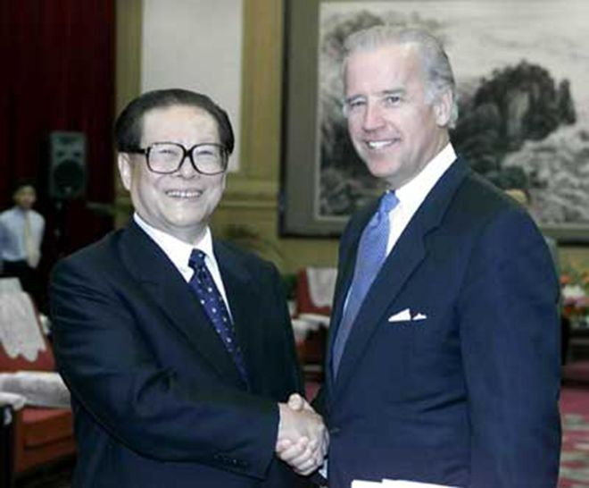 Từng nhiều lần tiếp xúc qua lại, trong mắt ông Biden, Chủ tịch Tập Cận Bình là người như thế nào? - Ảnh 1.