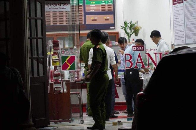 Nghi phạm cướp ngân hàng Agribank ở Đồng Nai bị bắt tại TP.HCM - Ảnh 4.