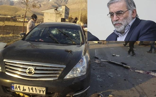 Toan tính sâu xa của kẻ sát hại chuyên gia hạt nhân Iran: Đừng hòng tìm được bằng chứng! - Ảnh 2.