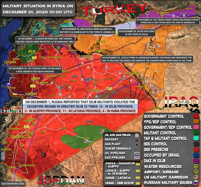 Tình hình Iran rất căng thẳng: UAV vừa sát hại một chỉ huy cấp cao Vệ binh IRGC - Quả bom chiến tranh đã xì khói? - Ảnh 1.