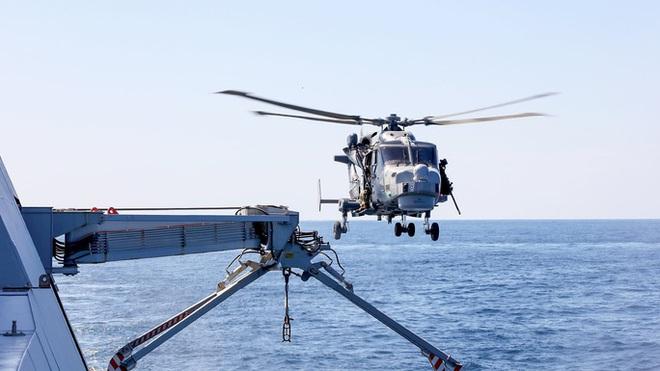 Châu Âu đẩy mạnh kiềm tỏa Trung Quốc trên biển, đẩy lùi sự bành trướng - Ảnh 1.