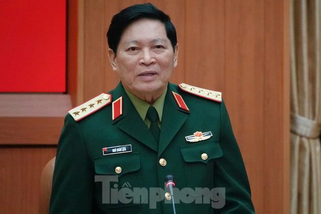 Quân ủy Trung ương họp bàn nhiệm vụ quân sự, quốc phòng 2021 - Ảnh 5.