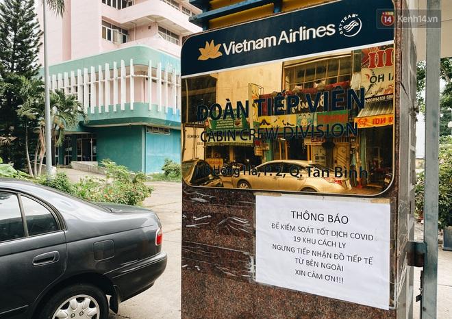 [Ảnh] Khu cách ly của Vietnam Airlines hiện như thế nào sau khi có tiếp viên mắc Covid-19? - Ảnh 3.
