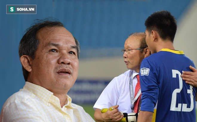 Món nợ với bầu Đức & góc khuất sau tấm vé lên ĐT Việt Nam của nhà vô địch AFF Cup