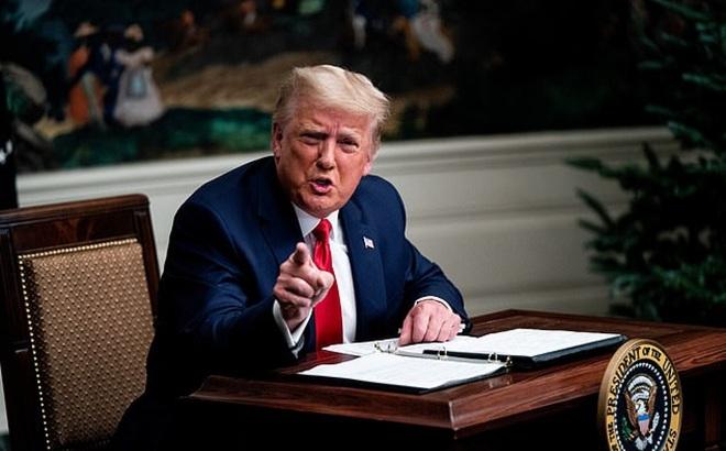 Đảng Cộng hòa lo ông Trump gây ảnh hưởng tới cuộc đua Thượng viện
