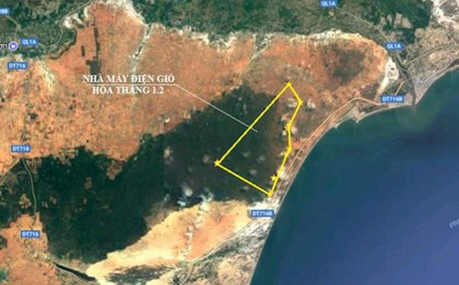 Bình Thuận đề xuất chuyển đất rừng để làm dự án điện gió
