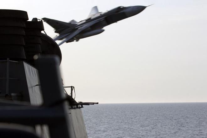 TT Putin tung tuyệt chiêu thống trị Biển Đen: Đừng kẻ nào đụng đến sân nhà của Nga! - Ảnh 1.