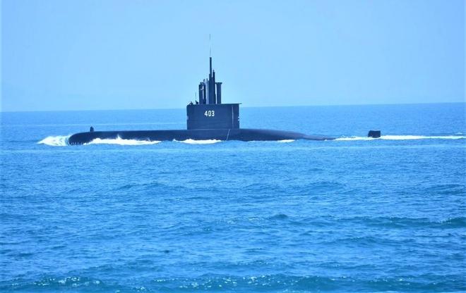 Indonesia chú trọng phát triển lực lượng tàu ngầm - Ảnh 2.