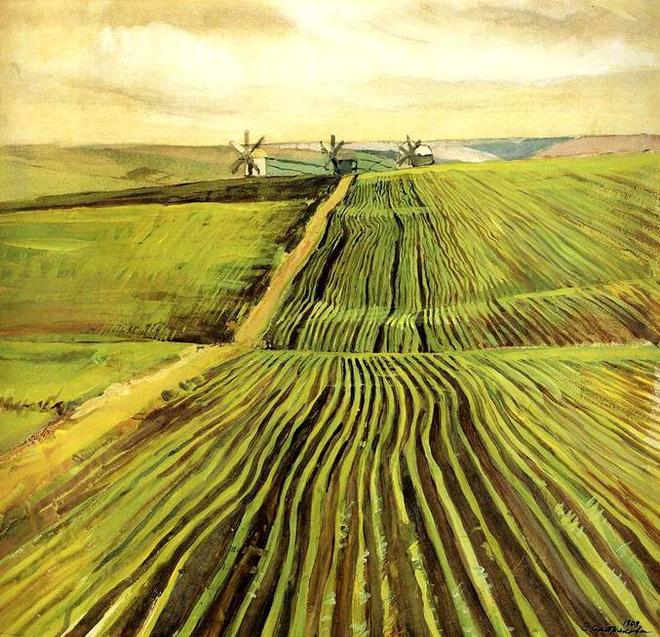 Zinaida Serebriakova - Họa sĩ tài ba được Google vinh danh - có dòng dõi gia đình khủng như thế nào? - Ảnh 3.