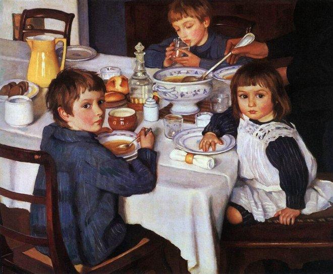 Zinaida Serebriakova - Họa sĩ tài ba được Google vinh danh - có dòng dõi gia đình khủng như thế nào? - Ảnh 5.
