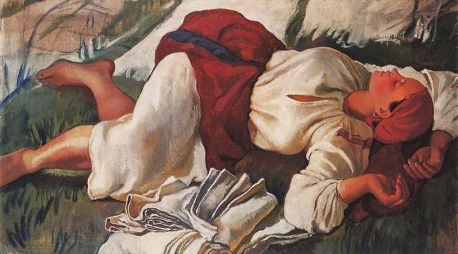 Zinaida Serebriakova - Họa sĩ tài ba được Google vinh danh - có dòng dõi gia đình khủng như thế nào? - Ảnh 9.
