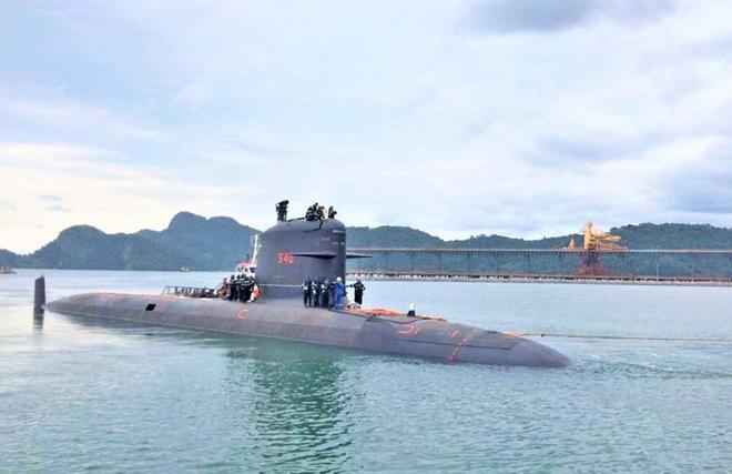 Indonesia chú trọng phát triển lực lượng tàu ngầm - Ảnh 3.